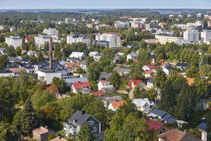 Araba kiralama Rauma, Finlandiya