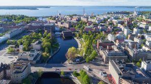 Araba kiralama Tampere, Finlandiya
