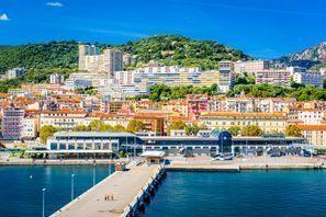 Araba kiralama Ajaccio, Fransa - Korsika