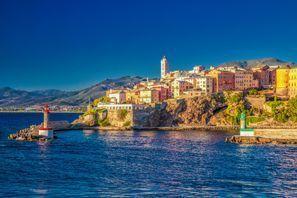 Araba kiralama Bastia, Fransa - Korsika
