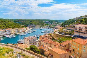 Araba kiralama Bonifacio, Fransa - Korsika