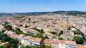 Araba kiralama Aix En Provence, Fransa