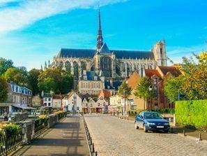 Araba kiralama Amiens, Fransa