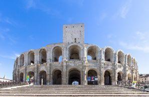 Araba kiralama Arles, Fransa