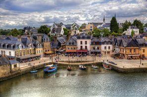 Araba kiralama Auray, Fransa