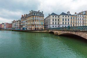 Araba kiralama Bayonne, Fransa
