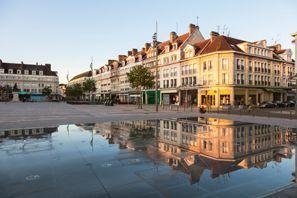 Araba kiralama Beauvais, Fransa