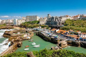 Araba kiralama Biarritz, Fransa