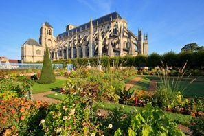 Araba kiralama Bourges, Fransa
