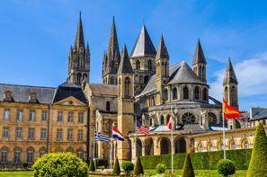 Araba kiralama Caen, Fransa