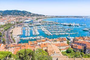 Araba kiralama Cannes, Fransa