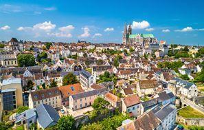 Araba kiralama Chartres, Fransa