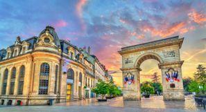 Araba kiralama Dijon, Fransa
