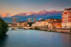 Araba kiralama Grenoble, Fransa