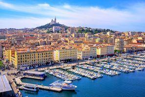 Araba kiralama Marseille, Fransa