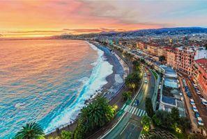Araba kiralama Nice, Fransa