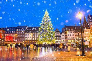 Araba kiralama Strasbourg, Fransa