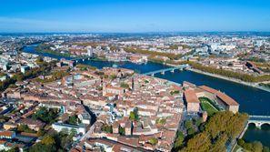Araba kiralama Toulouse, Fransa