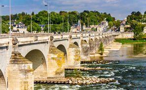 Araba kiralama Tours, Fransa