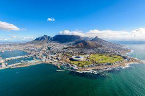Araba kiralama Cape Town, Güney Afrika