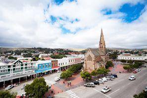 Araba kiralama Grahamstown, Güney Afrika