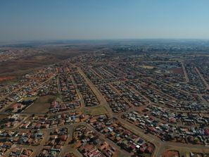 Araba kiralama Krugersdorp, Güney Afrika