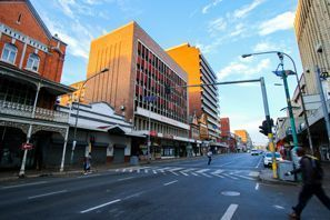 Araba kiralama Pietermaritzburg, Güney Afrika