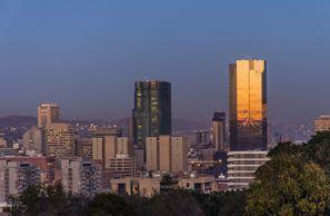 Araba kiralama Pretoria, Güney Afrika
