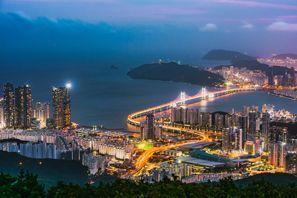 Araba kiralama Busan, Güney Kore