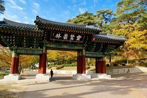 Araba kiralama Gyeongsang-do, Güney Kore