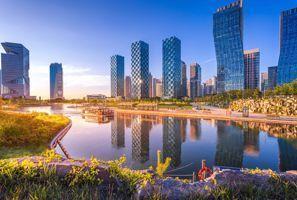 Araba kiralama Incheon, Güney Kore