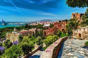 Araba kiralama Malaga, İspanya