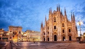 Araba kiralama Milan, İtalya