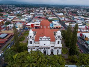 Araba kiralama Alajuela, Kosta Rika