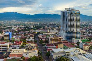 Araba kiralama San Jose, Kosta Rika