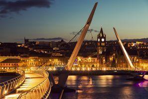 Araba kiralama Derry, Kuzey İrlanda