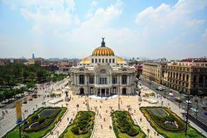 Araba kiralama Mexico City, Meksika