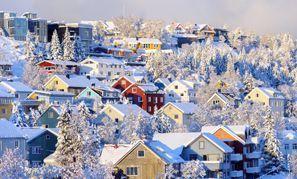 Araba kiralama Tromsoe, Norveç