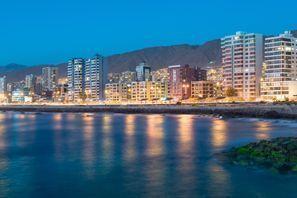 Araba kiralama Antofagasta, Sili