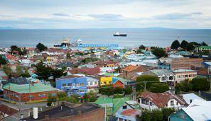 Araba kiralama Punta Arenas, Sili