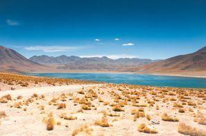 Araba kiralama San Pedro de Atacama, Sili