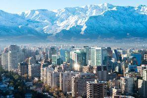 Araba kiralama Santiago, Sili