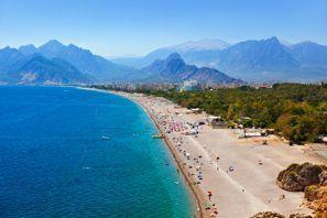 Araba kiralama Antalya, Türkiye