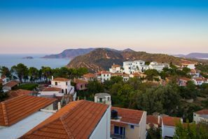 Araba kiralama Alonissos, Yunanistan