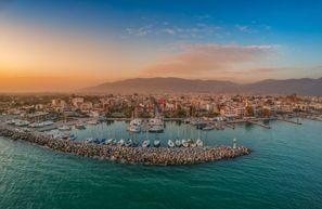 Araba kiralama Kalamata, Yunanistan
