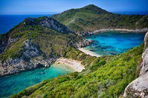 Araba kiralama Korfu Adası, Yunanistan