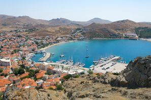 Araba kiralama Limnos, Yunanistan